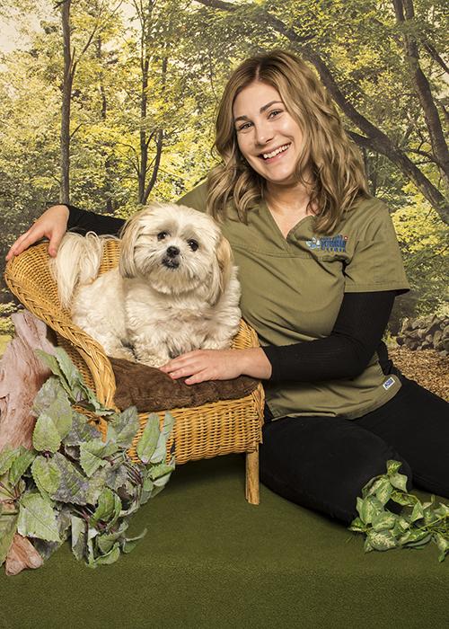 Alyssa Fuoco Animal Care Assistant/Receptionist at Park Road Veterinary Clinic