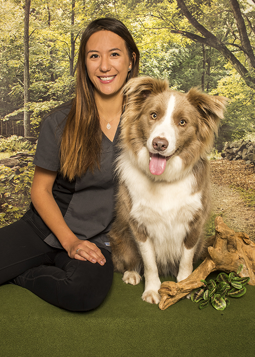 Nesha Thich Animal Care Assistant at Park Road Veterinary Clinic
