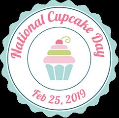 National Cupcake Day 2019