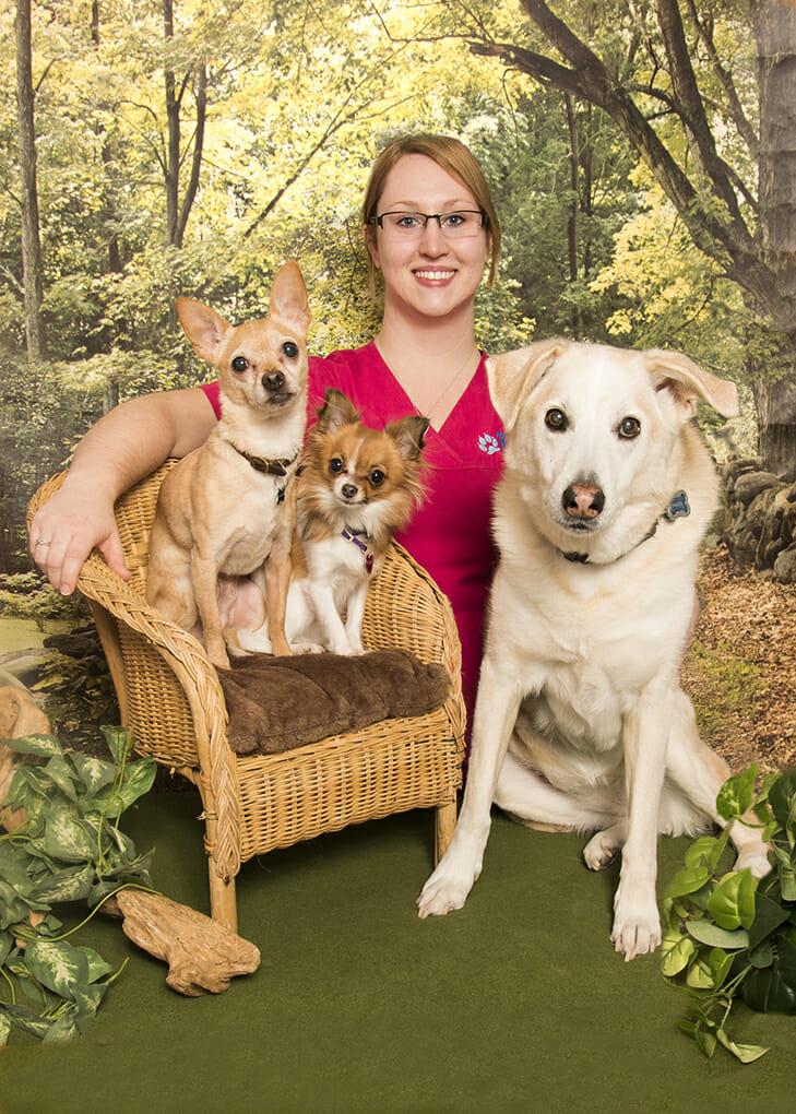 Kait Harvey Registered Veterinary Technician at Park Road Veterinary Clinic