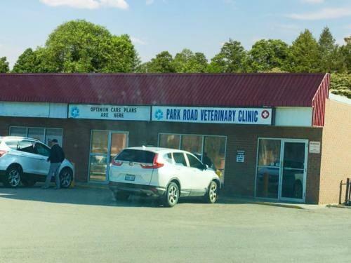 Park Road - Exterior - Clinic Front
